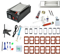 2014 Cost-effective LCD Display Digitizer Touch Screen Glass Separator Repair Machine Tool Kit for Iphone for Sumsung