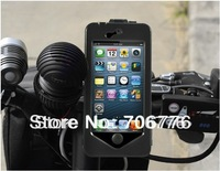 Free Shipping Wonderful Touching Feel Water Resistant Bike5 Mount Case for Mobile Phone