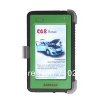 Can Negotiable ---Original CareCar C68 Retail DIY Professional Auto Diagnostic Tool SC217