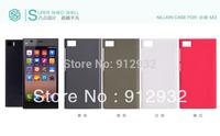 high end Nillkin case, scrub hard case for xiaomi 3, xiaomi M3, xiaomi Mi3, free screen protector