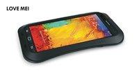 Original Love Mei Life Dirt proof Waterproof Waist Metal Aluminum Case For Galaxy Note 3 N9000 Gorilla Glass,1pcs Free Shipping