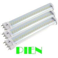 2g11 led tube PL- L 230mm 9w 2835 smd led tube lamapras to replace 60w fluorescent warm white 90V-230V Free shipping 1pcs