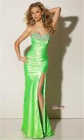 2014 new  arrive Slim hip chest placketing married design long evening dress long formal dress