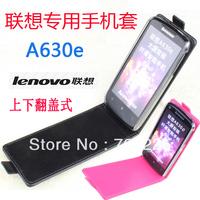 Original pu leather case for Lenovo a630e mobile phone Lenovo a630e case  free shipment