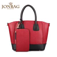 2014 spring bags fashion cross women's handbag patchwork shoulder bag brief picture package female
