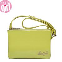Ellegirl 2013 women's candy color handbag jelly bag disassemble package g3014t29001