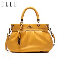 New arrival elle2013 female bags female genuine leather cross-body bag fashion 31404 one shoulder handbag female