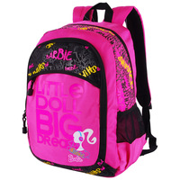 cartoon primary/middle/university school bag books shoulder casual backpack for girls women class/grade 3-6