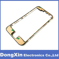 50PCS X Black Touch Screen Digitizer Bezel Frame with Adhesive Replacement for iPhone 5