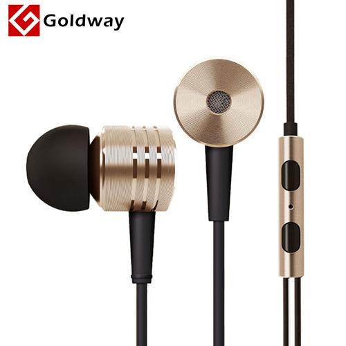 Original XIAOMI 2nd Piston Earphone 2 II Headphone Headset Earbud with Remote & Mic For MI3 MI2 MI2S MI2A Mi1S M1 Phone(Hong Kong)