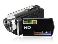 2014 New HD-666 video camera 16X Zoom DV 3.0TFT LCD Screen Camcorder 1920 X 1080P SG Free shipping