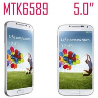 s4 phone 5inch i9500 1:1 mtk6589 quad core 1.6 ghz android 4.2 cpu 1280*720 pixels 1 gbram 4gbrom, air gesture,eyes control