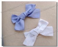women hair bows with metal clip