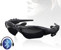 Brand New Stereo Wireless Bluetooth Sunglasses Headset Headphone Handfree for Call and Music