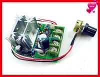 DC 6V-30V 10A  pwm dc motor speed controller 12V 24V DC Motor  speed regulator