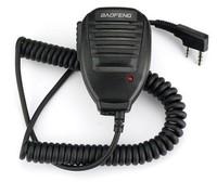 New Original BaoFeng Handheld Speaker Mic. Microphone For Two Way Radio UV-5R UV-B5 BF-888S TG-UV2 KG-UVD1P PX-888K TK-3107 etc