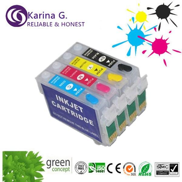 Картридж с чернилами KARINA G 4 x t1401/t1404 EPSON Stylus Office TX560WD 620FWD T1401-T1404