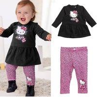 Комплект одежды для девочек Baby 3 + + QH074