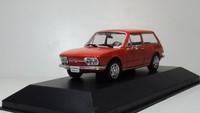 Ixo volkswagen vw altaya brasilia car model