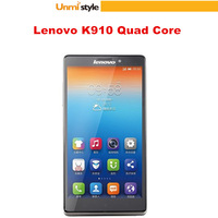 Lenovo K910 Quad Core 3G Smartphone Android 4.2.2 2GB RAM 16GB ROM 5.5 Inch FHD IPS Screen 5MP 13MP Camera BT GPS OTG Silver