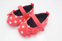baby shoes baby girls princess first wakers girls Dot shoes toddler shoes soft outsole little princess shoe