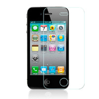 5Pcs/lot With Retail Package Premium Explosion-proof Tempered Glass Film Screen Protector For iphone 4 4S