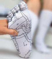 Hot Selling!High Quality Men's Healthy Yoga Sports KARATE NON SLIP GYM Massage Five Fingers Toe Socks Nonslip Men's Loafer Socks