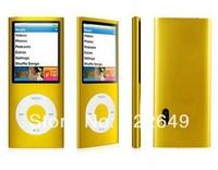 5th 16GB MP3 player 2.2 inch LCD Camera Scroll Wheel 1.3MP Camera Fashionable Mp3/ MP4 play free shipping mp4 100pcs
