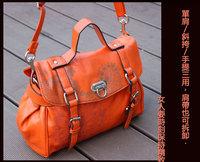 Desigual women leather bag shoulder bag PU leather handbags vintage style brand women shoulderbag high quality free shipping