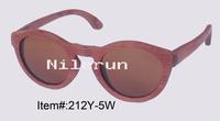 solid wood sunglasses