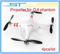 2014 DJI PHANTOM parts Carbon Fiber Propeller Balanced Quadcopter 4PCS/lot Propellers Back to product details free ship kids toy