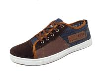 2014 New  Men's Casual Sneaker Korean Fashion Canvas Shoe Men's Jeans Shoe Sneaker Size 39-44,Drop Shipping,XMR135