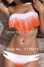 wholesale orange bathing suit