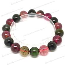 Natural brazil tourmaline bracelet natural tourmaline bracelet(China (Mainland))