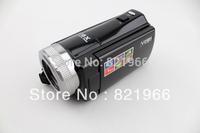 FHD-R28,2.7 inch 5.0 Mega pixels Solar Energy 8X Zoom DV Digital Video Camera, Max pixels: 12 Mega pixels (Interpolation)