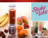 Shake n take juice machine multifunctional Mini Electricity juicer Pocket Sports Bottle Blender