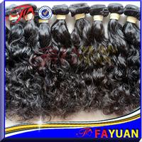 DHL free shipping Brazilian deep wave weave human hair weft 3 pcs
