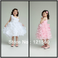 Free shipping   New arrive High quality Fashion girls tutu dresses   party dress 3-12  age