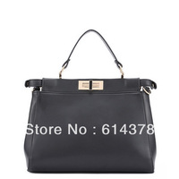 Famous Brand Design Women Leather Handbag Preppy Style Shoulder Bag Casual Cross-body Women's messenger Bag