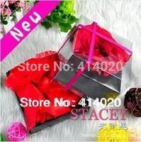 2014 Rushed Top for Creative Valentine's Day Gift 100% Cotton Women Underwear Fashion Lover's Romantic Rose Flower Under Wear