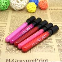 Brand new 2pcs Waterproof lip gloss velvet lipstick matte vitality star 36 colors for choose discount 8g