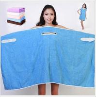 Variety magic bath towel bath towel bathrobes bathrobe plus size waste-absorbing soft day gift