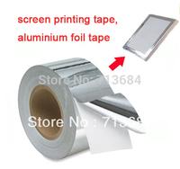 Screen printing tape,aluminium foil tape used in the screen frame screen press