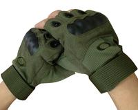 ESDY Ride semi-finger safety gloves men's gulps half tactical black hawk slip-resistant fight gloves outdoor sports gloves