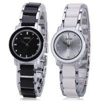 Sale New Brand Fashion Couple Lovers' Watches Quartz Ceramic Watch Casual Dress Wristwatches High Quality Free Shipping