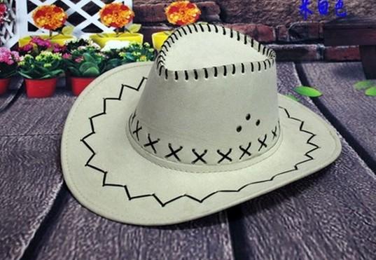Женская панама unisex western