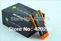 Wireless Double Antenna CX-919 II J22 Android MINI PC Bluetooth TV Stick Wifi 8GB RK3188 Quad Core DM918 XBMC TV Dongle by DHL