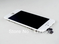 High quality For iphone5 Brand New Replacement LCD +Touch Screen Digitizer With Frame Assembly DHL free shipping