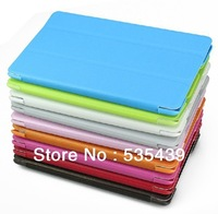 NEW hot 1 PCS 9 colors PU Leather ultra-thin Smart Flip Stand Cover Case for Google Nexus 7 2 II 2nd Generation with Sleep/Wake