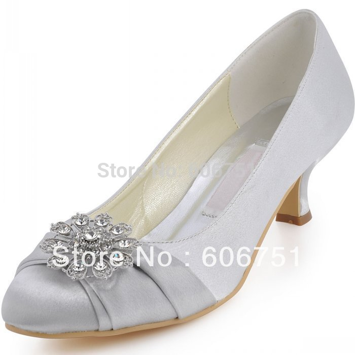 low heel silver prom shoes promotion shopping for